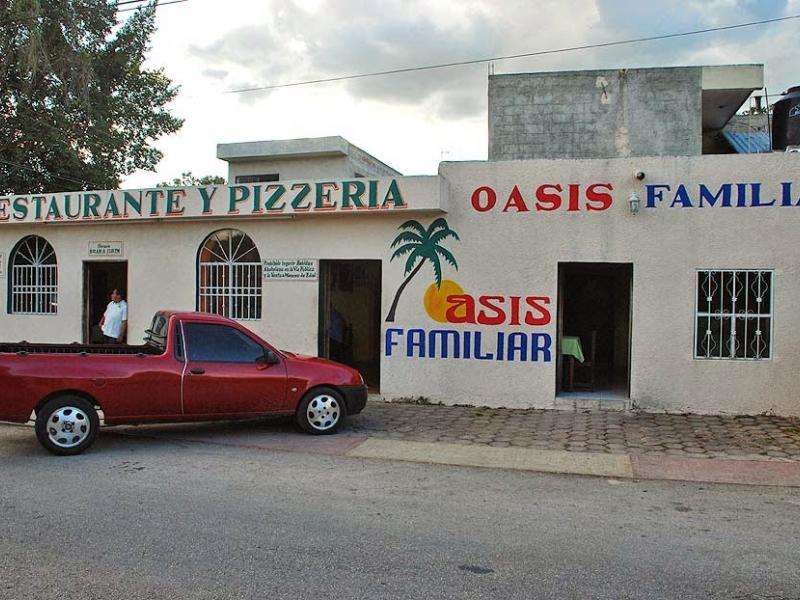 Oasis Familiar